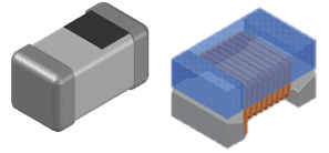 High Frequency Inductor